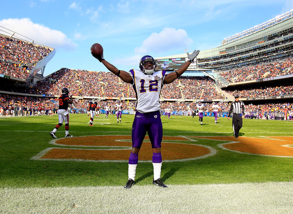 Percy Harvin Vikings