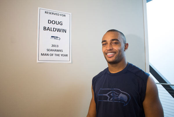 Doug Baldwin Sucks
