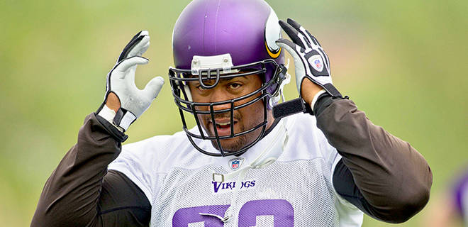 kevin williams vikings