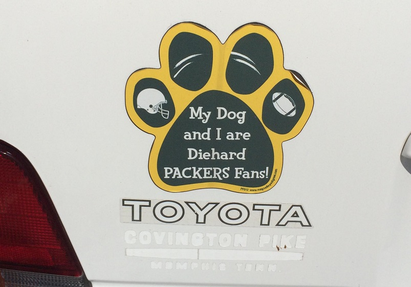 packers fans animal cruelty