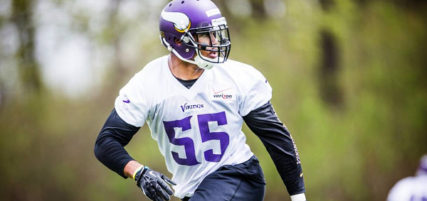 anthony barr mini camp 2014