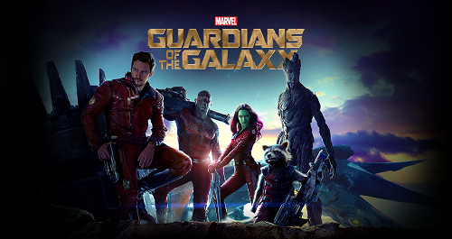 guardians of the galaxy small