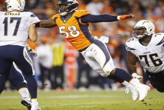 NFL: San Diego Chargers at Denver Broncos