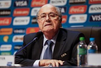 64th FIFA Congress 2014 - Press Conference