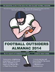 football outsiders almanac 2014