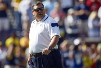 NCAA Football: Minnesota at Michigan