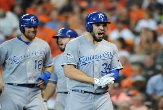 Division Series - Kansas City Royals v Houston Astros - Game Four