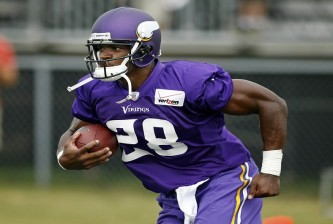 NFL: Minnesota Vikings-Training Camp