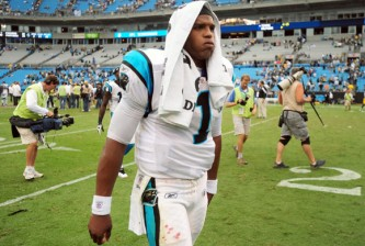Cam-Newton-Towel