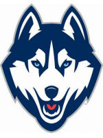 New UConn Huskies logo