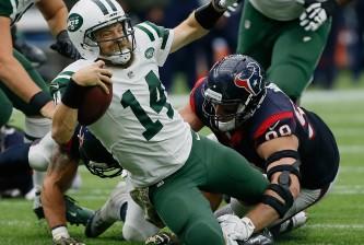 New York Jets v Houston Texans