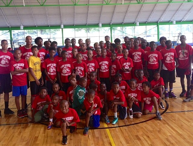 2014 Chet Mason Free Inner-City Basketball Camp
