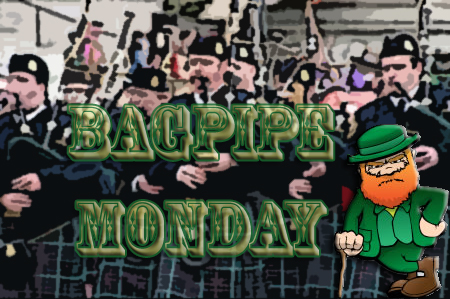 bagpipe monday