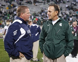 brian kelly mark dantonio