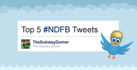 best #ndfb tweets