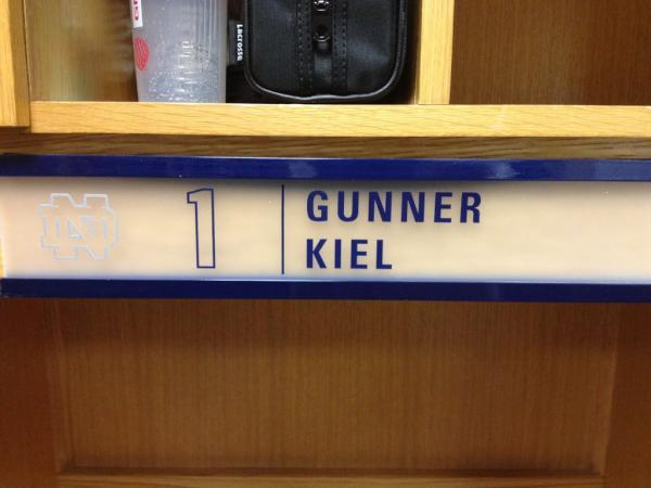 gunner kiel transfer