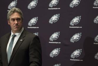 Philadelphia Eagles Introduce Doug Pederson