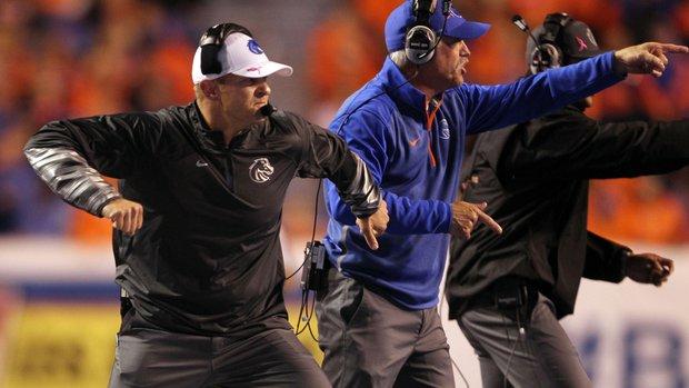 Boise State Coaches