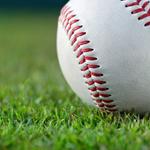 baseball-grass