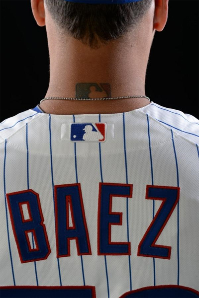 javier baez tattoo