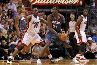 Charlotte Bobcats v Miami Heat