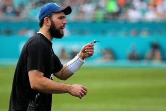 Indianapolis Colts v Miami Dolphins