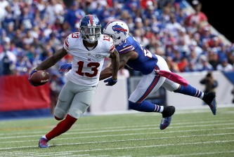 New York Giants v Buffalo Bills