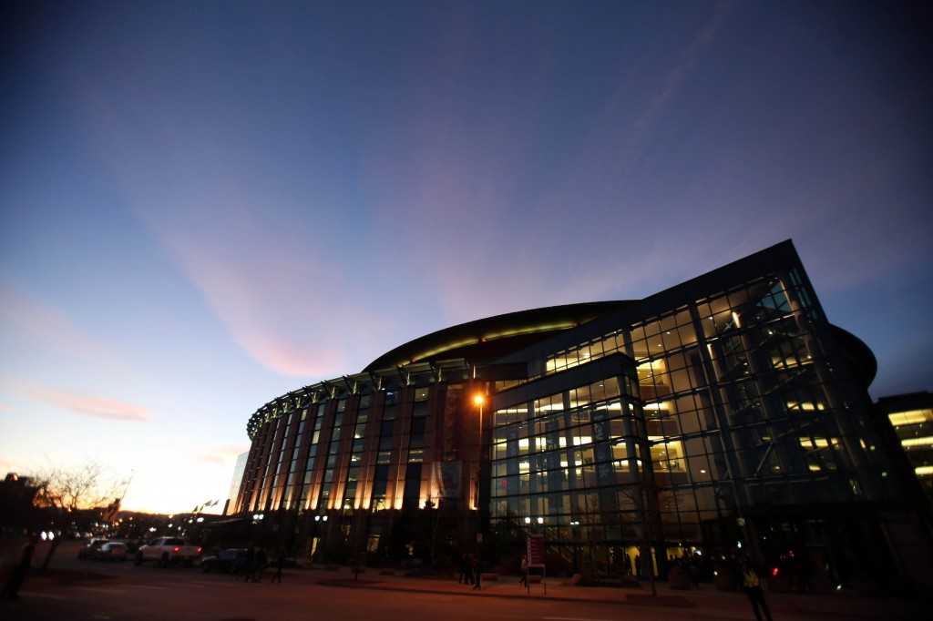 Pepsi Center - USA Today