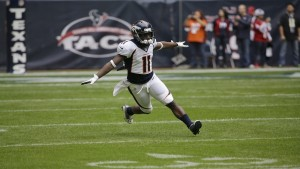 Broncos return specialist Trindon Holliday hopes to soar down the field against the Seahawks coverage teams.