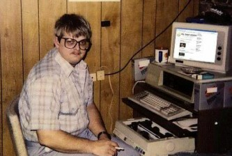 Mike prepares to send a 4,000 word e-mail to Tim on how to properly build an NBA roster.