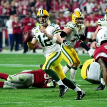 Divisional Round - Green Bay Packers v Arizona Cardinals